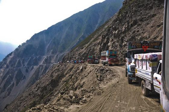 Srinagar-Leh