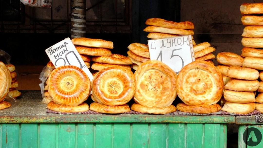 kirgiski chleb