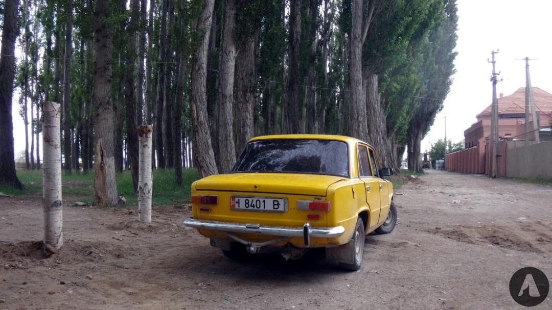 kyrgyz taxi
