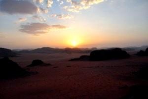 wadi-rum-sunset [MINIATURY]