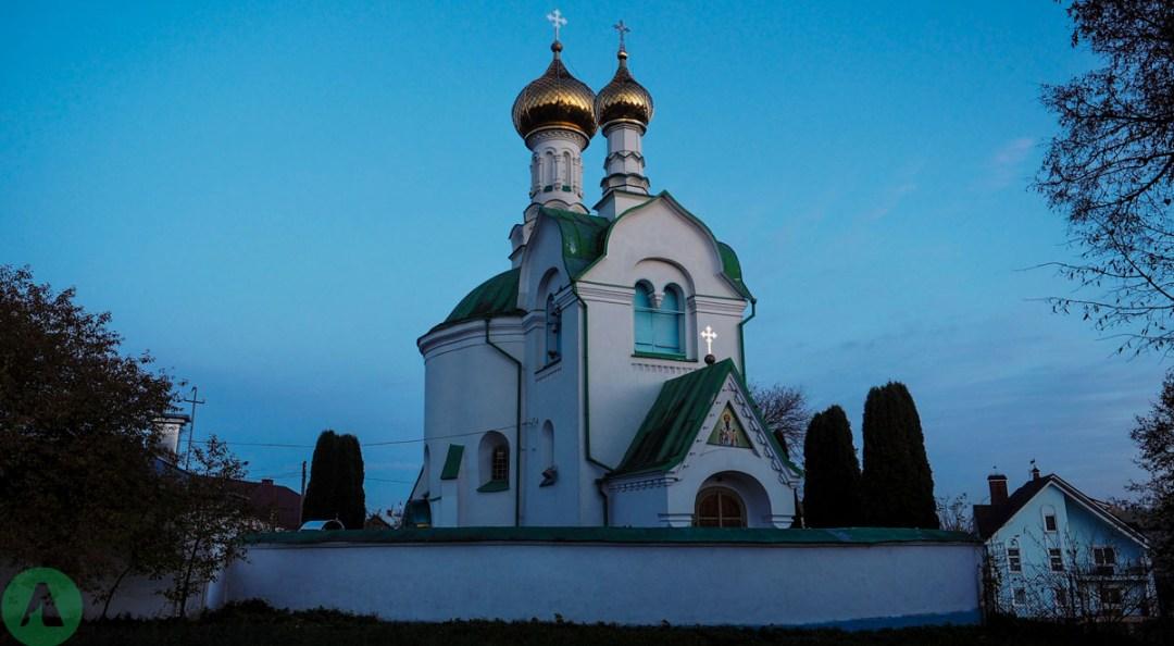Cerkiew p.w. św. Bazylego we Włodzimierzu Wołyńskim