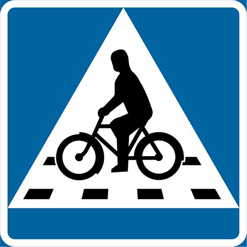 Bilförare körde på cyklist på cykelöverfart och frikändes i tingsrätten