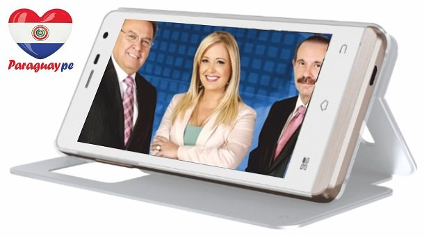 Television Paraguaya En vivo, Online. Tv de Paraguay desde tu celular