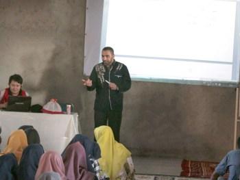 Prof Bahasa Arab dari Timur Tengah mengajar di IPI