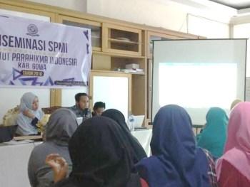 Deseminasi SPMI IPI, Budaya Mutu menjadi perhatian khusus dari institusi dan yayasan