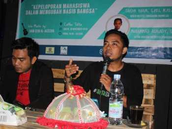 Bazar dan Diskusi Publik BEM IPI