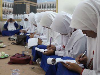 Kunjungan Pondok Modern Darussalam Gontor (Kampus 6 Ittihadul Ummah Poso)