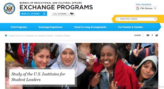 SUSI exchange program