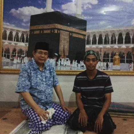 mursyid with prof
