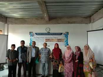 Kuliah Umum Bersama Beberapa Professor dari Malaysia