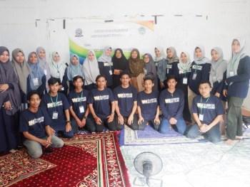 Latihan Dasar Kepemimpinan  HMPS Manajemen Pendidikan Islam
