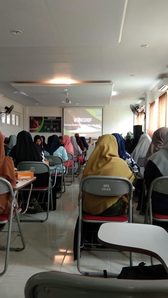 IPI Kembali Gelar Workshop Karya Tulis Ilmiah
