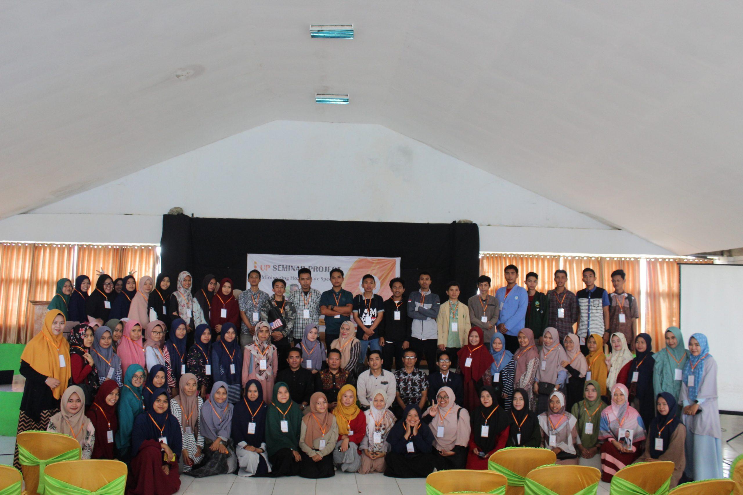 Mahasiswa IPI alumnus Study of the US Institute Program Realisasikan UP Project