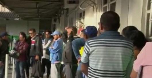 Pacientes enfrentam longas filas e denunciam descaso da Prefeitura de CG
