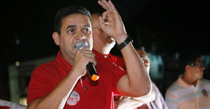 Ex-presidente do PT na PB minimiza críticas a Veneziano e sugere que Couto complete a chapa