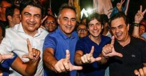 Cássio 'mergulha' na campanha de Cartaxo para tentar dar troco a Ricardo por 2014