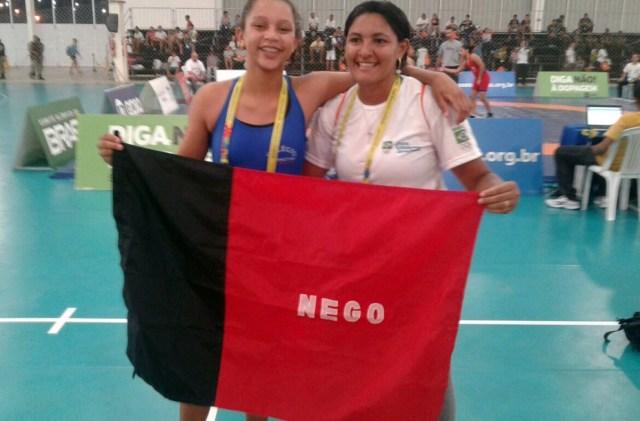 Paraíba ganha duas medalhas no primeiro dia dos Jogos Escolares da Juventude