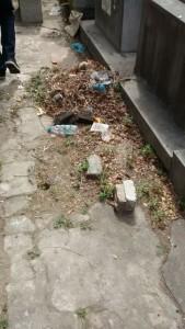 População denuncia estado de abandono de cemitério em JP; veja imagens