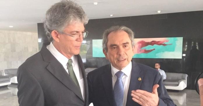 Governo do Estado assegura recursos para construir canal Acauã-Araçagi