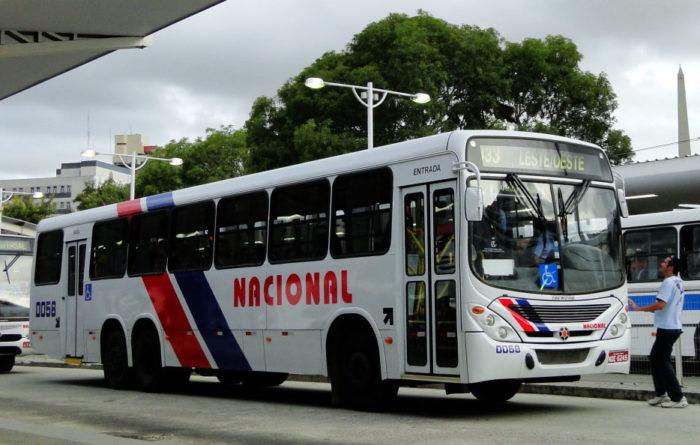Tarifa de ônibus em CG sobe para R$ 3,40 a partir desta quarta