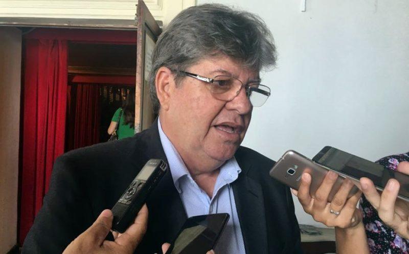João fala sobre projeto Mais Trabalho 2 e a relação política com Lígia Feliciano e o PDT