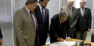 Paraibano toma posse na Secretaria Nacional de Mobilidade