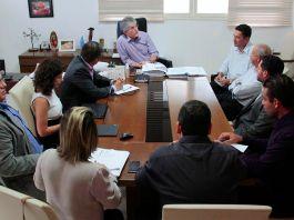 RC se reúne com representantes de institutos que apoiam as Escolas Cidadãs Integrais