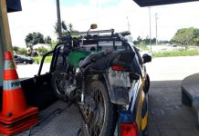 Moto roubada há mais de 10 anos em JP é recuperada com mototaxista em CG