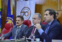 ALPB realiza primeira sessão na Câmara de João Pessoa enquanto sede é reformada