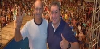 Em Catolé, Efraim Filho brinca carnaval e recebe novas adesões