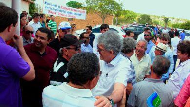 RC visita comunidades beneficiadas com Sistemas de Abastecimento no Sertão