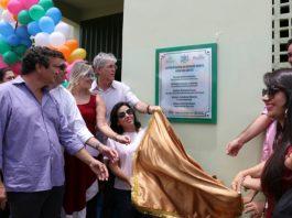 RC entrega Centro de Educação Infantil para atender 80 crianças em cidade sertaneja