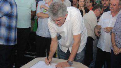 Ricardo participa do ODE em CG e anuncia R$ 15 mi em investimentos no município