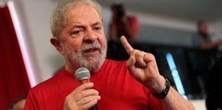 PT emite nota confirmando a pré-candidatura de Lula à Presidência