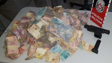 Polícia confronta suspeitos de ataque a banco e encontra explosivos