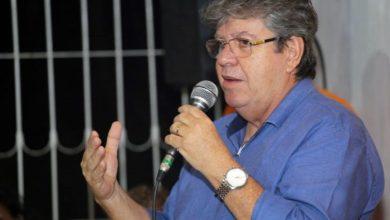 João Azevêdo participa de debate sobre segurança pública, nesta quarta-feira, em JP