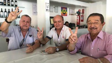 Ex-prefeito de Santa Helena declara apoio à candidatura de Zé Maranhão