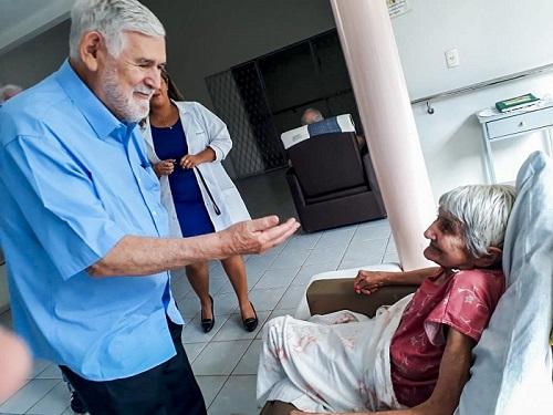 Comissão presidida por Couto incentiva outros estados a adotarem modelo do Cidade Madura da PB