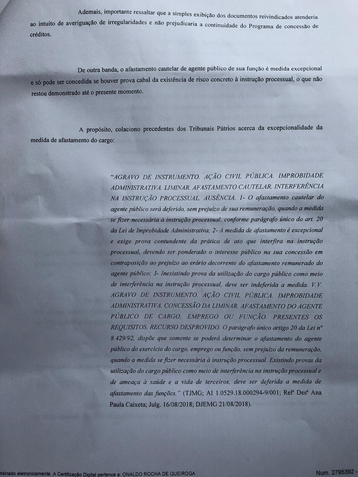 Desembargador nega pedidos de advogado que entrou com ação para suspender o Empreender-PB