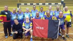 AABB-JP bate clube paulista e conquista título inédito do Brasil Master Cup de Handebol