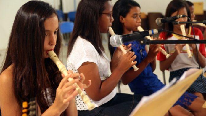 Núcleo de Cultura de Conde abre matrículas para nove oficinas de artes, música e dança