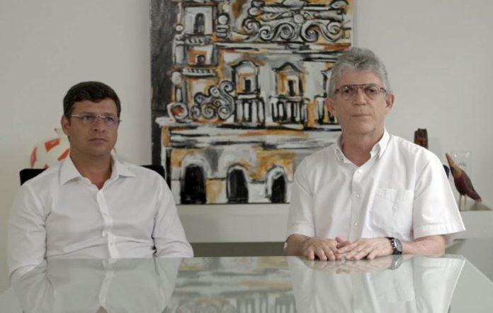 """Ricardo destaca avanços da gestão de Vitor Hugo em Cabedelo: """"a cidade mudou"""""""