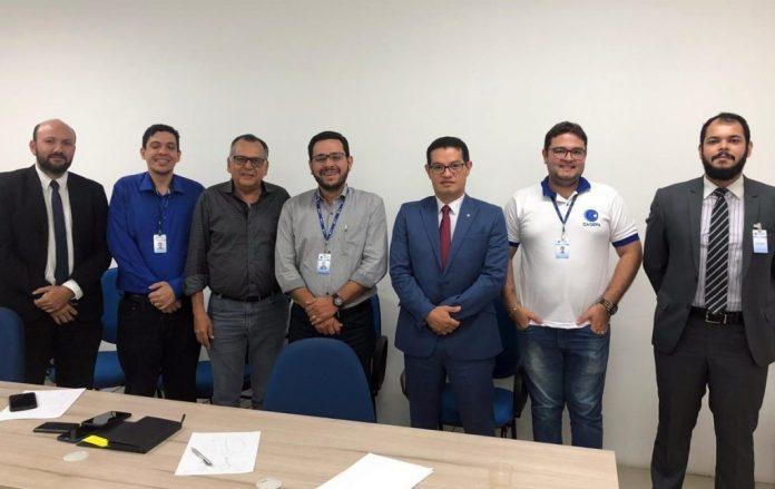 Cagepa, TJPB e Iesp discutem parceria para instalar Centro de Conciliação