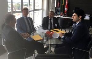 Deputado Galego Souza pede juiz titular para a Comarca de São Bento