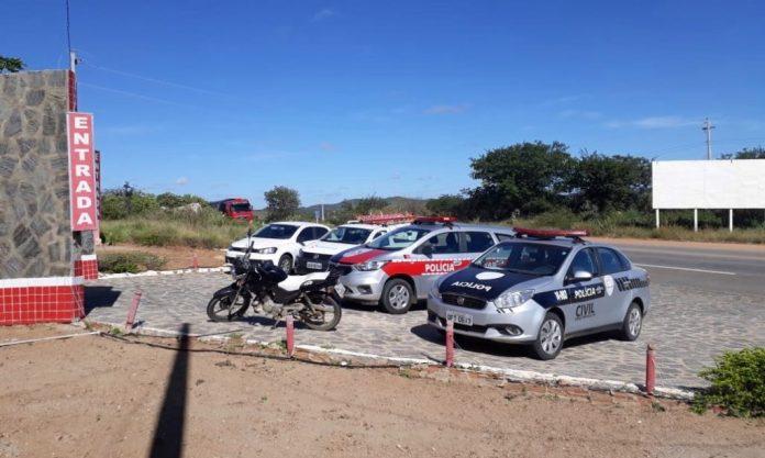 Energisa e polícia flagram estabelecimentos furtando energia em Monteiro