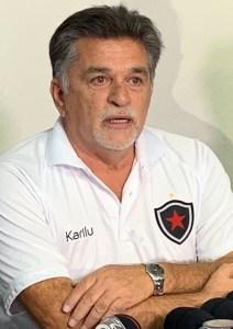 Baixa no Botafogo-PB: vice-presidente de futebol renuncia ao cargo