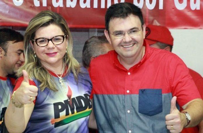 Deputado Raniery Paulino 'emplaca' irmã no gabinete do senador Zé Maranhão