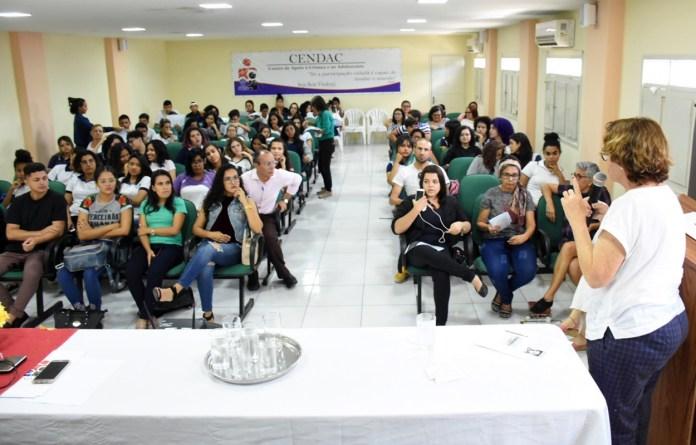 Cendac reúne comissões de enfrentamento à violência das escolas estaduais