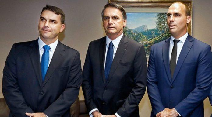 Levantamento: filhos de Bolsonaro têm 116 cargos nomeados no Congresso