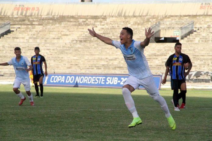 CSP e Vitória-BA decidem vaga na final da Copa do Nordeste Sub-20